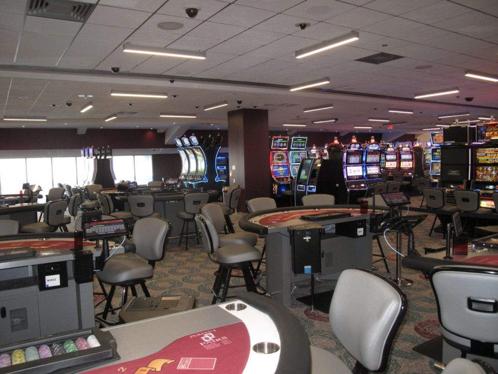 Casino Woodbine Table Games