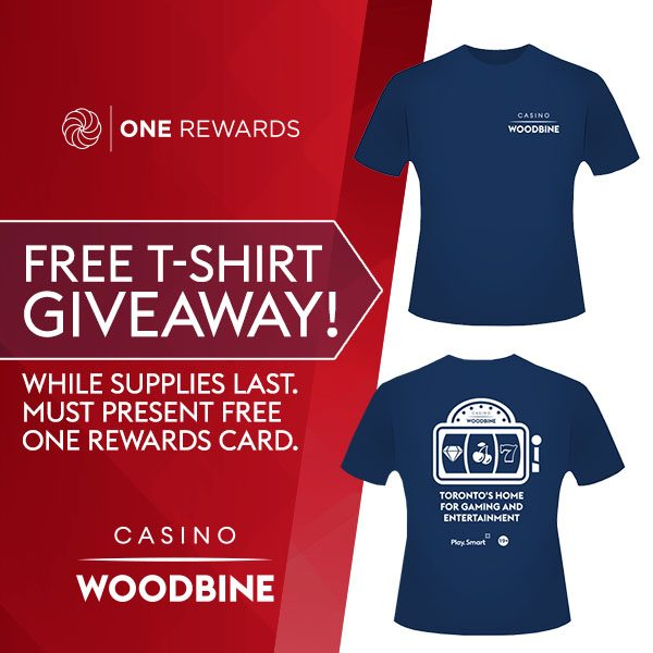free car giveaway 2019 free t shirt giveaway august 5 2019 casino woodbine 3102