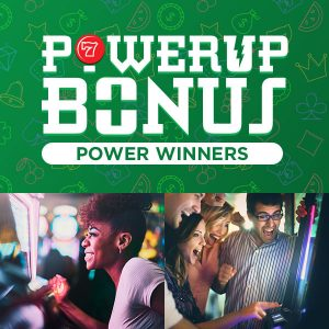 PowerUp Bonus: Power Winners