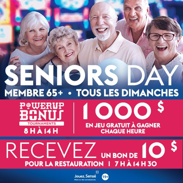 Seniors Day French